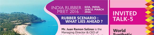 INDIA RUBBER MEET 2016